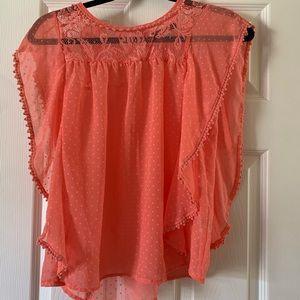 🍍Xtraordinary Short Sleeve Top Girls Size XL
